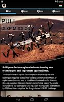 Screenshot of Puli Space