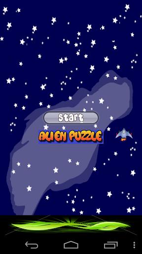 Alien Puzzle Game