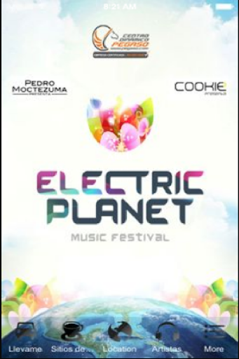 Electric Planet Festival