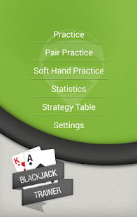 BlackJack Trainer Lite- screenshot thumbnail