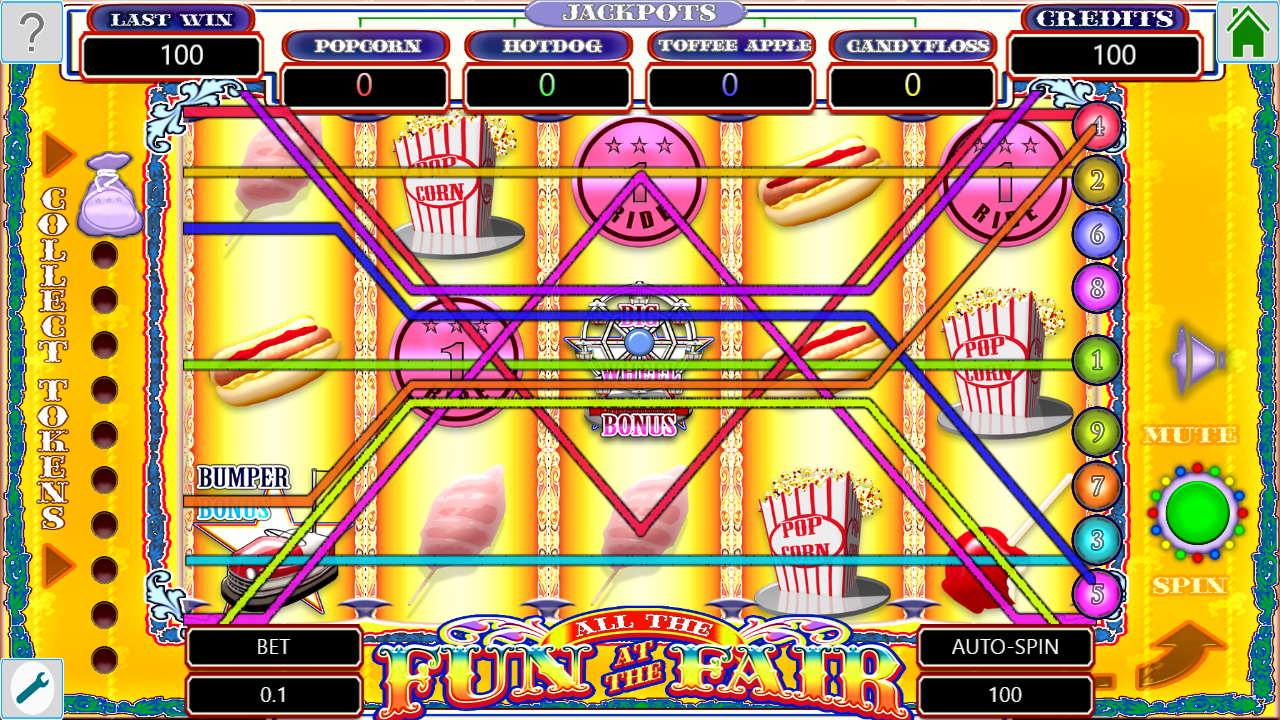 The Fun At The Fair Slots Free- screenshot