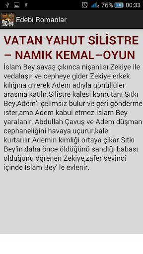 【免費教育App】Edebi Roman Özetleri-APP點子
