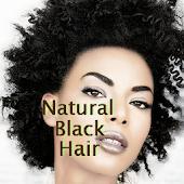 Natural Black Hair.