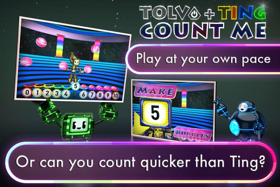 Tolva and Ting's Count Me- screenshot