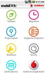 mobilEST programguide - screenshot thumbnail