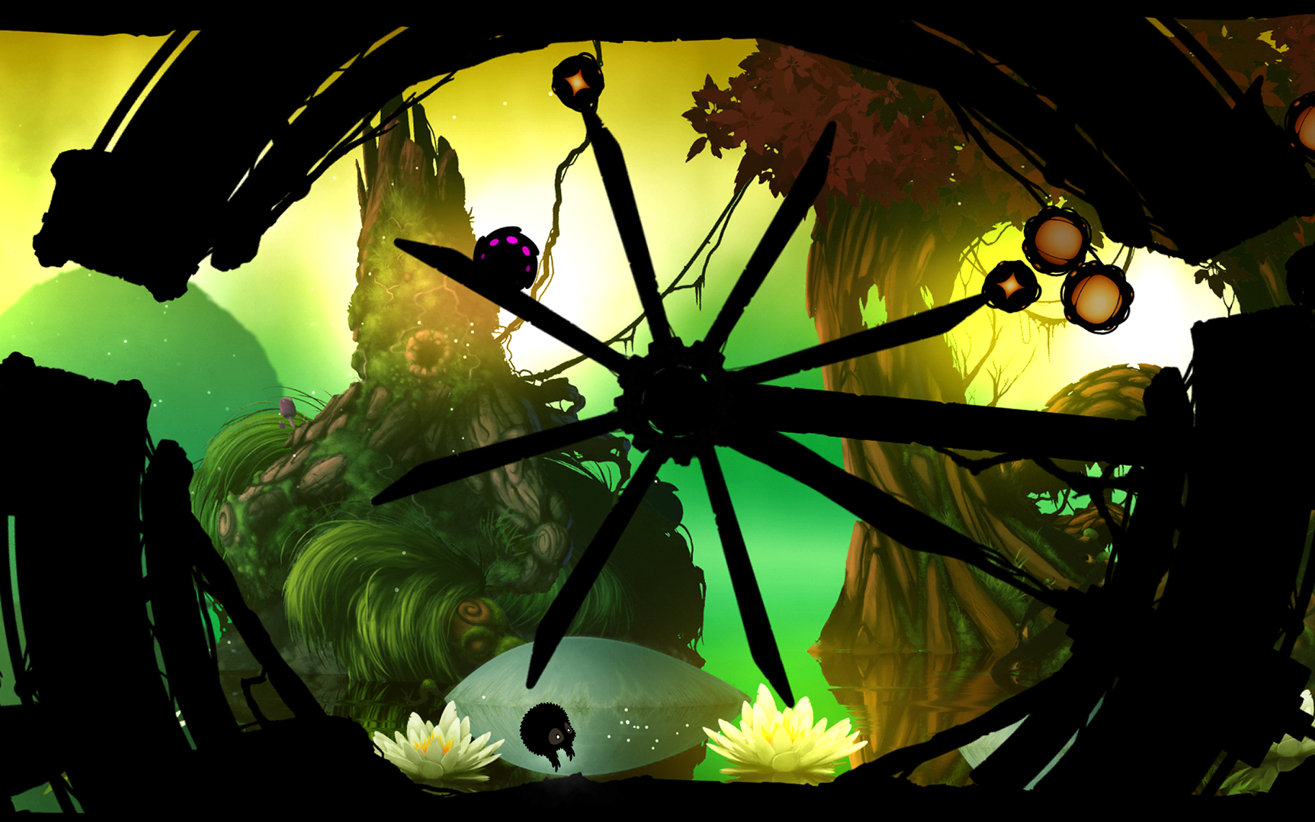 BADLAND screenshot #3