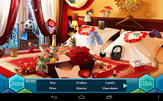 Screenshot of Hidden Objects