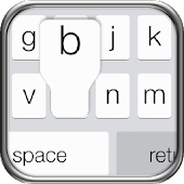 iPhone 5s Keyboard iOS 7