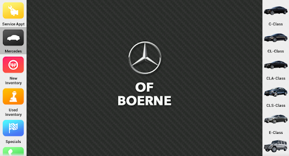 Mercedes benz of boerne android apps on google play for Mercedes benz boerne service