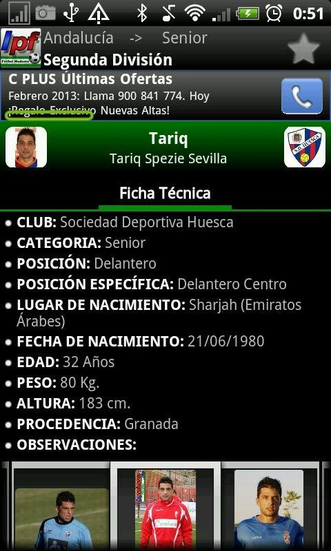 Fútbol Modesto- screenshot