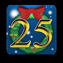 Christmas To Do List Calendar icon