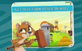 Screenshot of Rocket Weasel Free