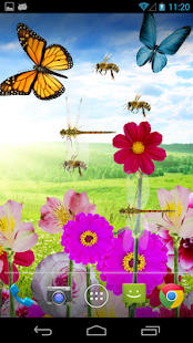 Flowers HD LWP! - screenshot thumbnail