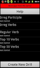 English Verb Trainer