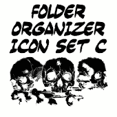 Icon Set C Folder Organizer
