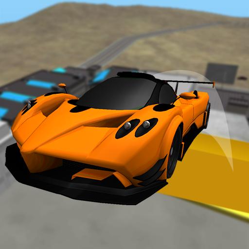 Racing Car: Driving Simulator