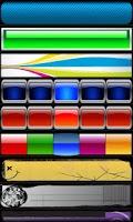 Screenshot of Dock Set 3 Go Launcher EX