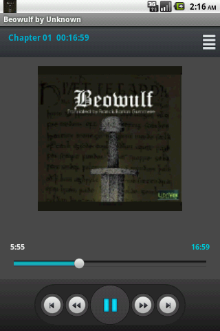 Audiobook: Beowulf