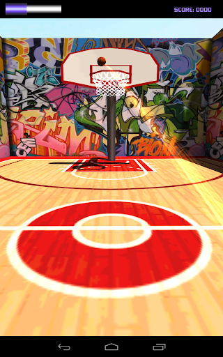 BASKETBALL FLICK ARCADE
