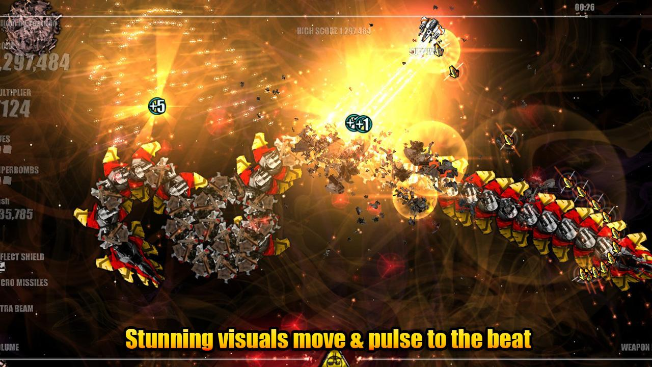 Beat Hazard Ultra - screenshot