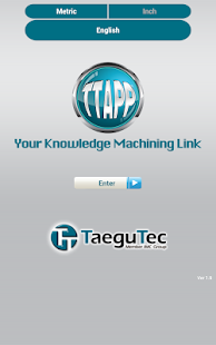 TaeguTec TTAPP- screenshot thumbnail