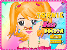 Screenshot of Tornie Nose Doctor