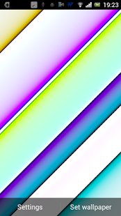 Galaxy Color Halo HD PRO LWP- screenshot thumbnail