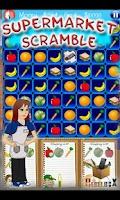 Screenshot of Supermarket  Scramble