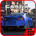 Fast 6 icon