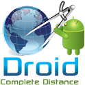 Droid Complete Distance Free icon