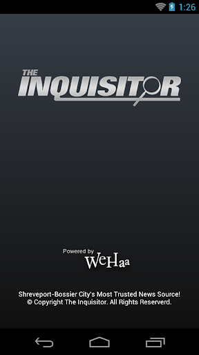 The Inquisitor.