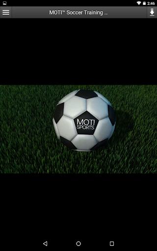 MOTI™ 3D Soccer Training Drill
