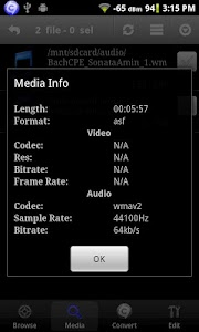 Audio Editor for Android screenshot 4