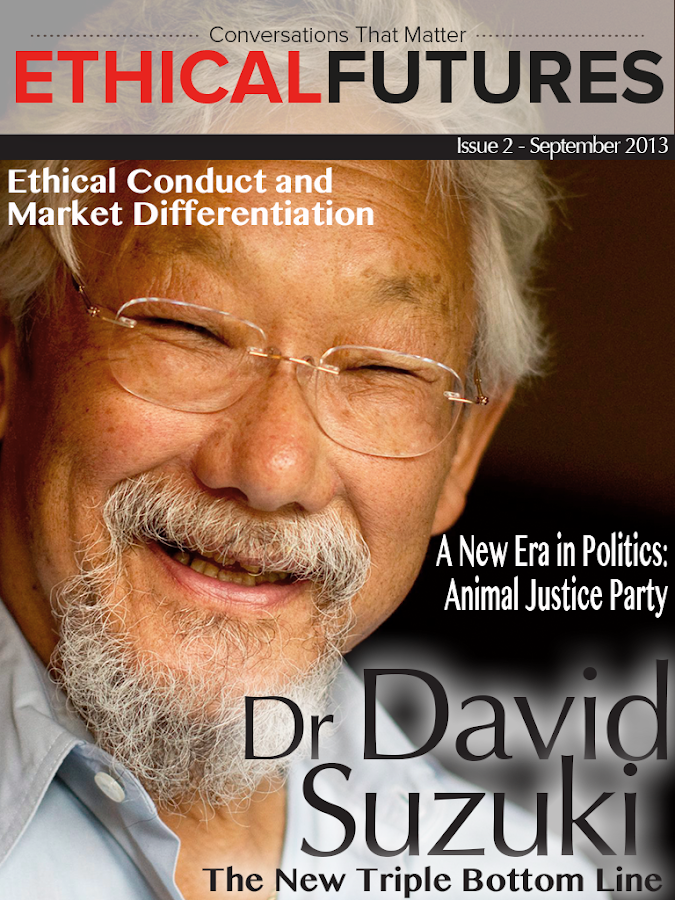 Ethical Futures Magazine- screenshot