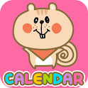 Squirrel MaBo Calendar logo