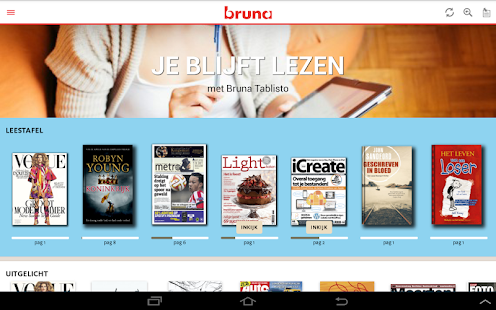 Bruna Tablisto - screenshot thumbnail