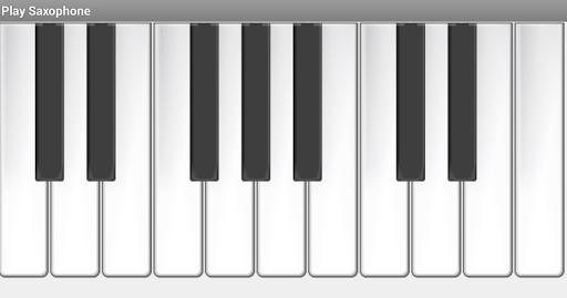 (ピアノ)サックス