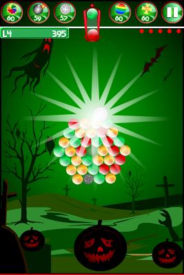 Bubble Gun(Bubble Shooter)Free - screenshot