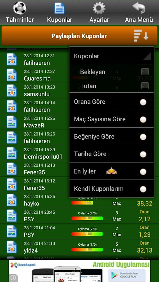 Tahminoid - screenshot