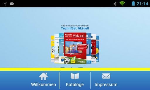TechniSat Fachhandels-App