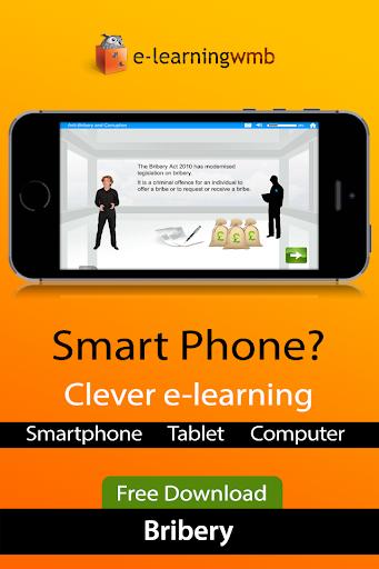 Bribery e-Learning