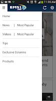 Screenshot of EMS1
