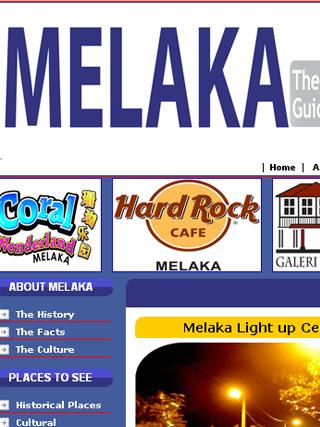 Melaka The Guide
