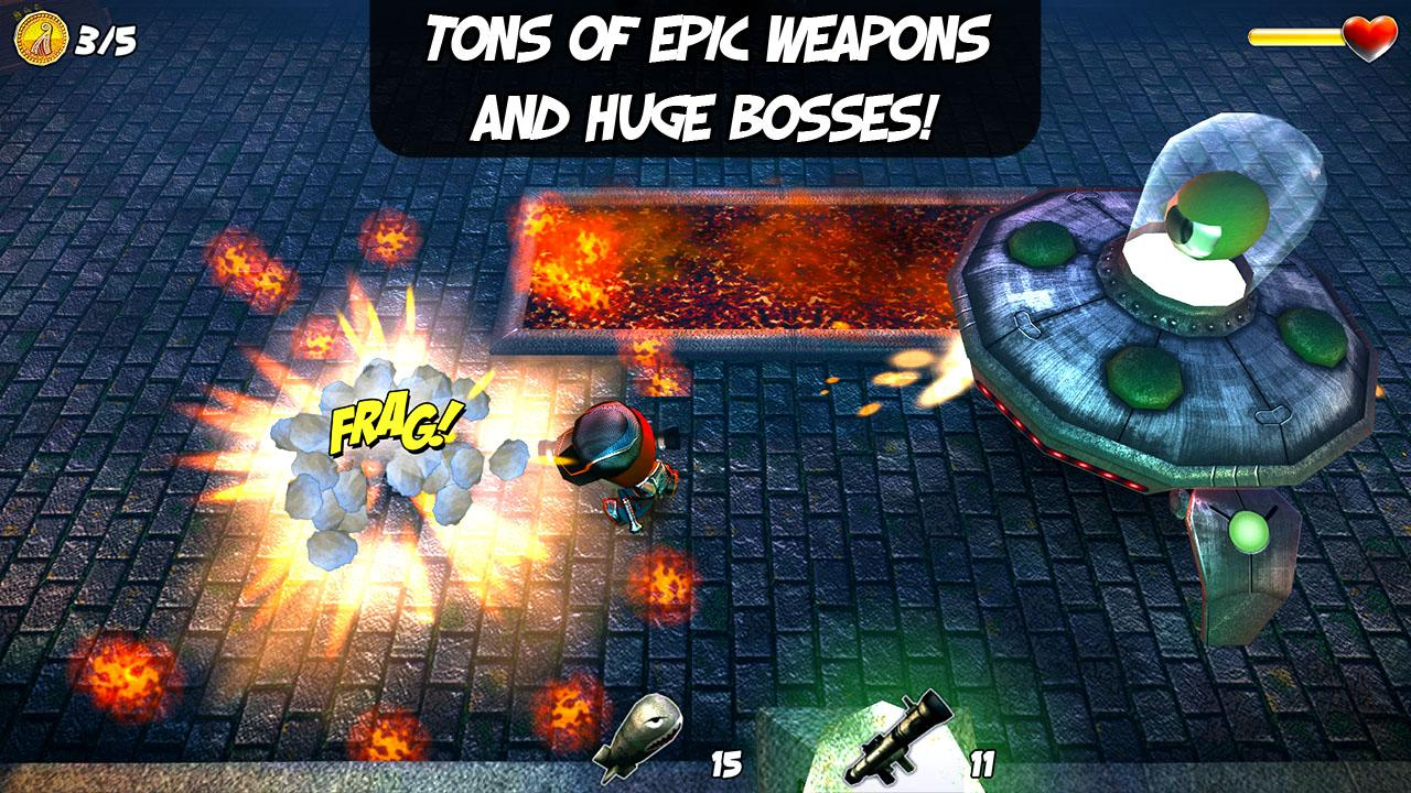 Clash of Puppets hack n slash- screenshot