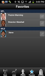 Fantasy Sports - screenshot thumbnail