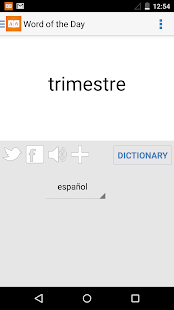 Spanish Dictionary +- screenshot thumbnail