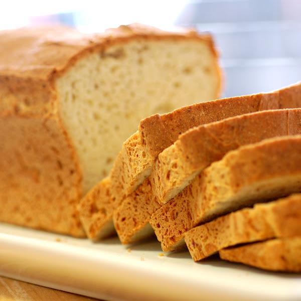 Sally's Sandwich Bread