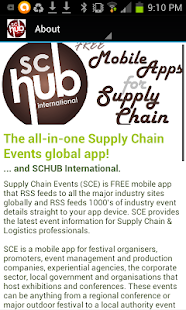 Supply Chain Events - screenshot thumbnail
