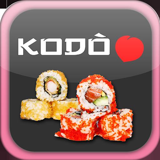 KODO Sushi LOGO-APP點子