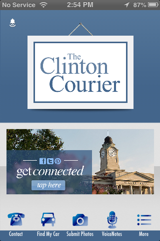 The Clinton Courier
